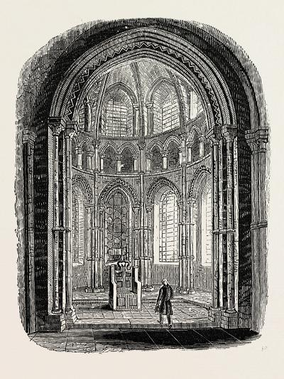 Chapel in Canterbury Cathedral--Giclee Print