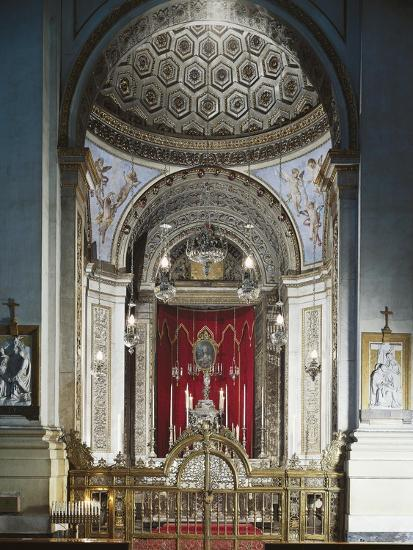 Chapel of Santa Rosalia, Palermo Cathedral, Palermo, Sicily, Italy--Giclee Print