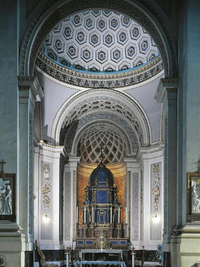 Chapel of Santissimo Sacramento, Palermo Cathedral, Palermo, Sicily, Italy--Giclee Print