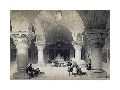 Chapel of St Helena--Giclee Print