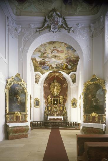 Chapel of St. Joseph, Jemništ? Château--Photographic Print