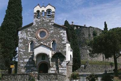 Chapel of the Holy Spirit, 14th Century, Gorizia, Friuli-Venezia Giulia, Italy--Photographic Print