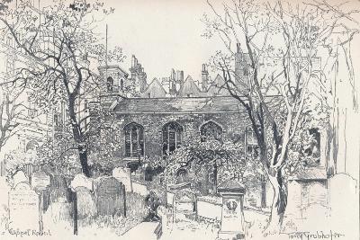 Chapel Royal, C1902-Tony Grubhofer-Giclee Print