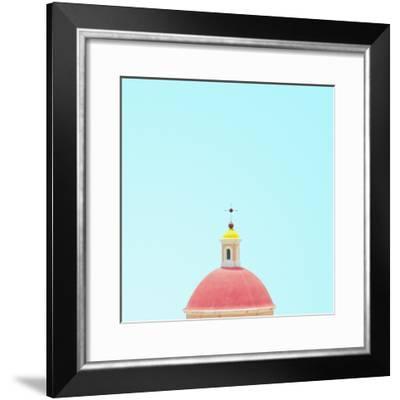 Chapel-Matt Crump-Framed Photographic Print