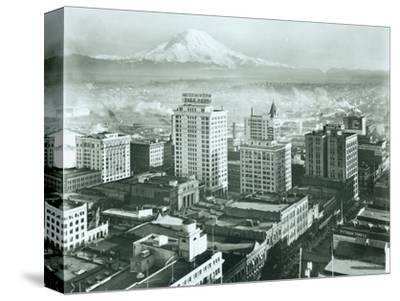 Tacoma Downtown Business District, 1930