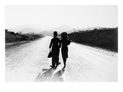 Chaplin: Modern Times, 1936--Giclee Print
