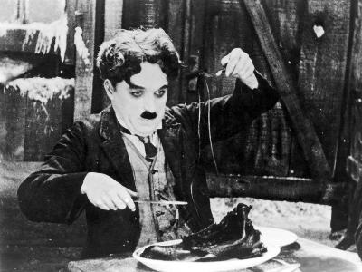 Chaplin: The Gold Rush--Giclee Print