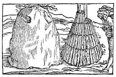 Charcoal Burning, 1540--Giclee Print