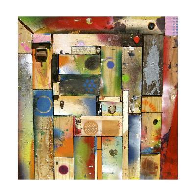 Chargalls Puzzle-David Spencer-Giclee Print