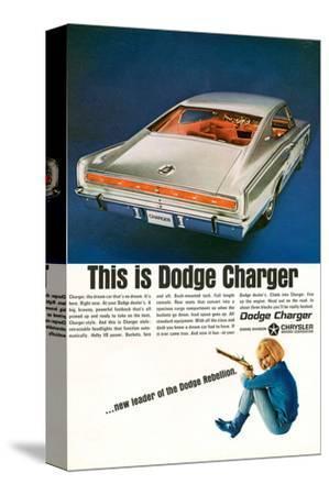 Charger-Dodge Rebellion Leader