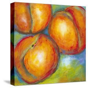 Abstract Fruits II by Chariklia Zarris