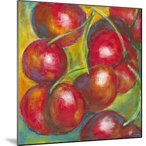 Abstract Fruits III by Chariklia Zarris