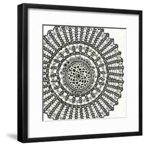 Abstract Rosette II by Chariklia Zarris