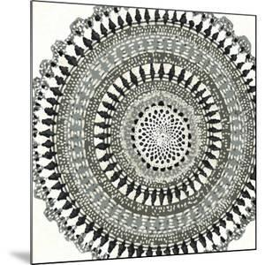 Abstract Rosette III by Chariklia Zarris