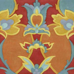 Alhambra Pattern I by Chariklia Zarris