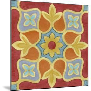 Alhambra Pattern II by Chariklia Zarris
