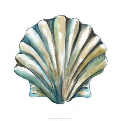 Aquarelle Shells VI