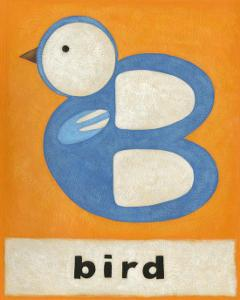 B is for Bird by Chariklia Zarris
