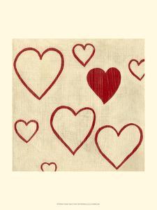 Best Friends - Hearts by Chariklia Zarris