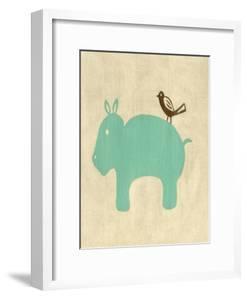Best Friends - Hippo by Chariklia Zarris
