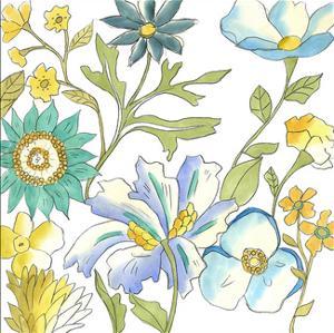 Bouquet Garden III by Chariklia Zarris