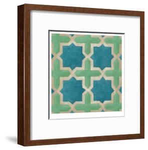 Brilliant Symmetry I by Chariklia Zarris
