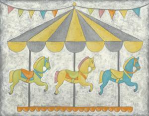 Carnival Carousel by Chariklia Zarris