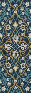 Cobalt Tapestry I by Chariklia Zarris