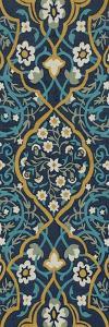 Cobalt Tapestry II by Chariklia Zarris
