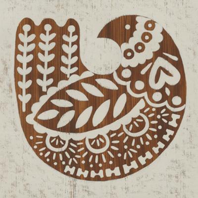 Country Woodcut II by Chariklia Zarris