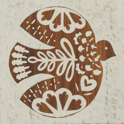 Country Woodcut III by Chariklia Zarris