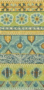 Eastern Embroidery I by Chariklia Zarris