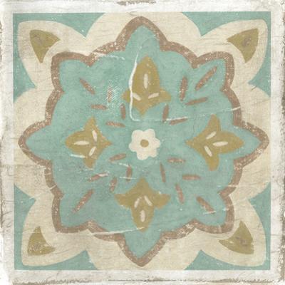 Embellished Rustic Tiles II