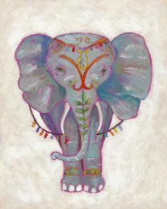 Festival Elephant II by Chariklia Zarris