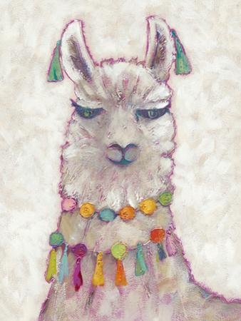 Festival Llama II by Chariklia Zarris