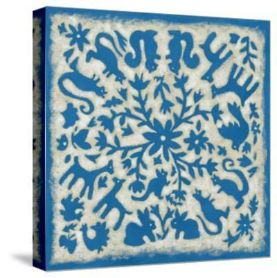 Folk Story in Blue