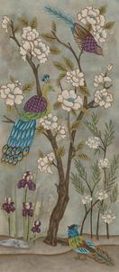 Gardenia Chinoiserie I by Chariklia Zarris