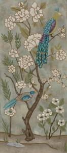 Gardenia Chinoiserie II by Chariklia Zarris