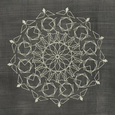 Geometric Tile III by Chariklia Zarris