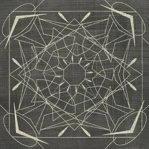 Geometric Tile VII by Chariklia Zarris