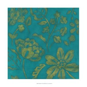 Gilded Batik I by Chariklia Zarris