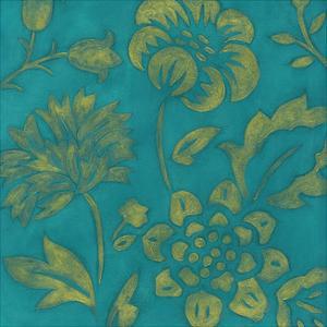 Gilded Batik II by Chariklia Zarris