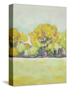 Golden Landscape II by Chariklia Zarris
