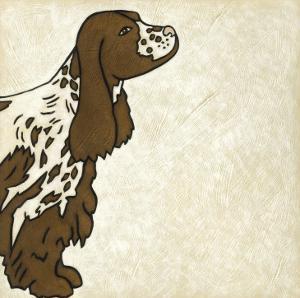 Good Dog IV by Chariklia Zarris