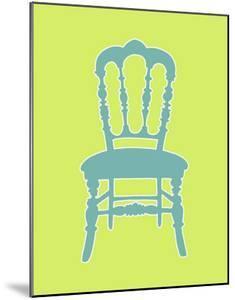 Graphic Chair III by Chariklia Zarris