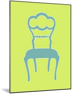 Graphic Chair IV by Chariklia Zarris