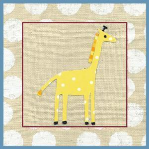 Katherine's Giraffe by Chariklia Zarris