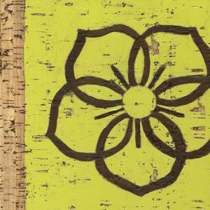 Key Lime Rosette I by Chariklia Zarris