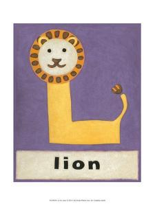 L is for Lion by Chariklia Zarris