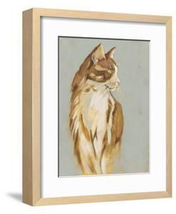 Lap Cat I by Chariklia Zarris